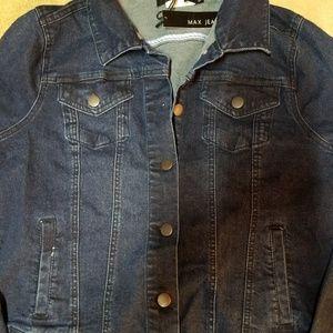 Ladies Jean's Jacket